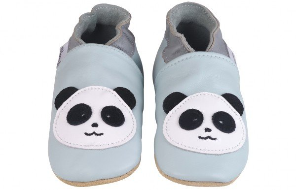 Kindsgut Krabbelschuhe Panda
