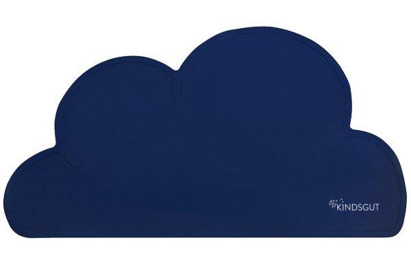 Kindsgut Platzdeckchen Wolke Royalblau