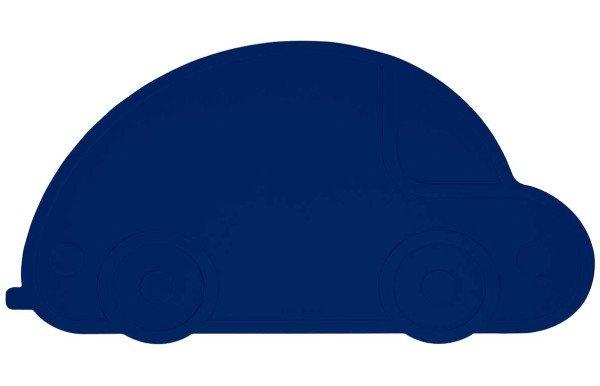Kindsgut Platzdeckchen Auto Royalblau