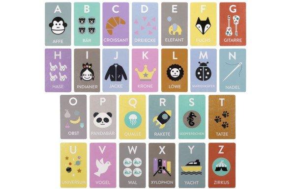 Kindsgut Lernspiel Buchstaben