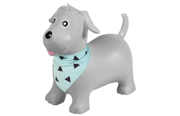 Kindsgut Hüpftier Hund